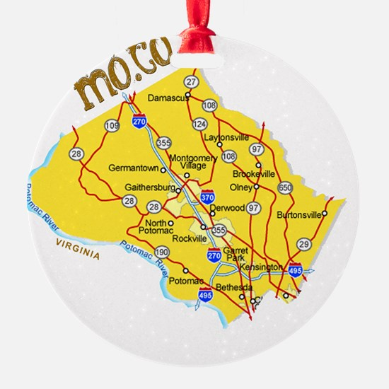 moco_towns Ornament