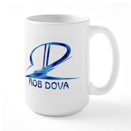 Rob Dova Large Mug