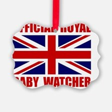 Official Baby Royal Watcher Red Ornament