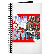 Thailand Scuba Diving Journal