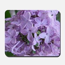 LilacLaptopSkin Mousepad