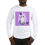 The begging Bulldog Long Sleeve T-Shirt