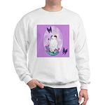 The begging Bulldog Sweatshirt