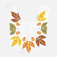 Autumn leaves Bib