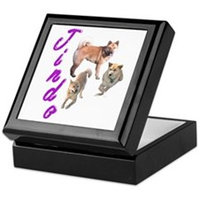 Jindo Keepsake Box