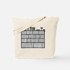 Bookshelf4 Tote Bag