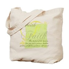 FruitFaith Tote Bag