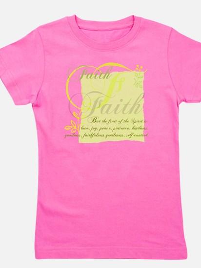 FruitFaith Girl's Tee