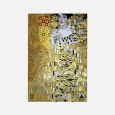 443 Klimt1 Rectangle Magnet