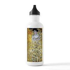 441 Klimt1 Water Bottle