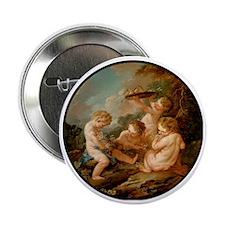 """Lamour_vendangeur_1024x1024_transpare 2.25"""" Button"""