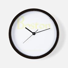 Boston_10x10_Cradle of Liberty Wall Clock