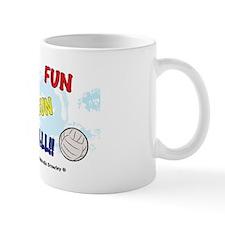 FunSunVolleyball Mug