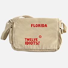 12 Idiots - dk Messenger Bag