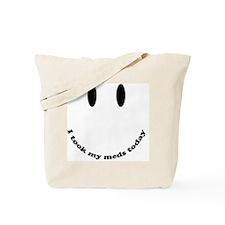 tookmymeds Tote Bag