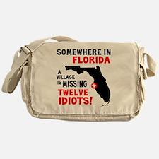 12 Idiots Messenger Bag