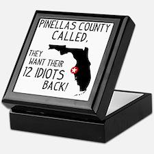 Pinellas County Keepsake Box