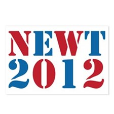 newt2012-01 Postcards (Package of 8)