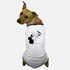 hawks_uncropped final version 1 Dog T-Shirt