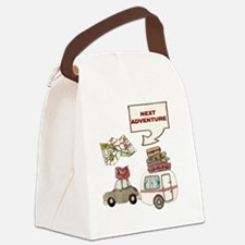 NEXTADVENTURE Canvas Lunch Bag