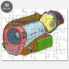 Designer Camcorder Puzzle