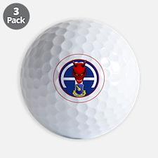 Devil 1-504 v1 - white Golf Ball