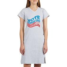 Vote-Cain Women's Nightshirt
