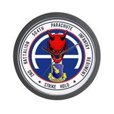 Devil 2-504 v1 Wall Clock