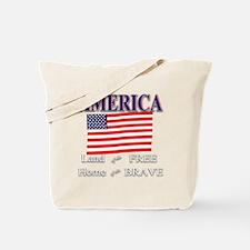america3 Tote Bag