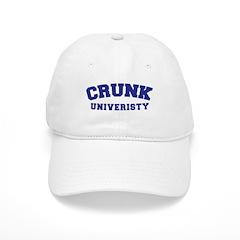 Crunk University Baseball Cap