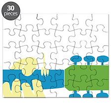 woodstock_2011_bird_guitar_art_3000x2781 Puzzle