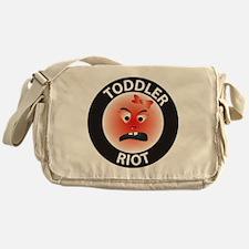 ToddlerRiot Messenger Bag