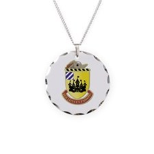 DUI - 3rd Brigade Support Bn Necklace