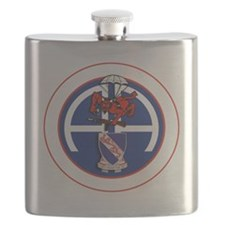 Fury 1st 508th v1 - white Flask