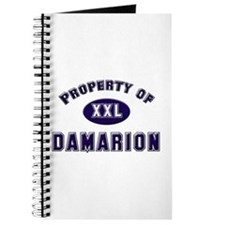 Property of damarion Journal