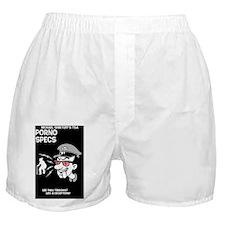 porno-specs-CRD Boxer Shorts