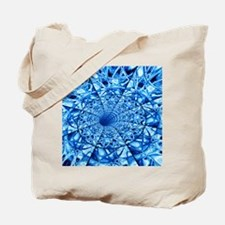 crazy effects 03 iced blue Tote Bag