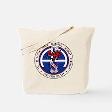 Fury 1st 508th v1 Tote Bag