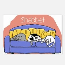 shalomcats Postcards (Package of 8)