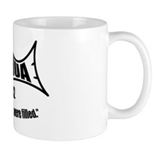 Jesus_Fish_yeshua_black Mug