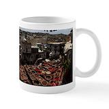 Fez tannery Coffee Mugs