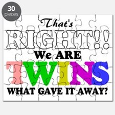 Funny twins reply Puzzle