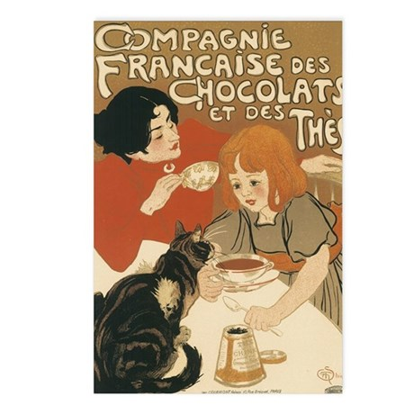 085compagnie Postcards (Package of 8)