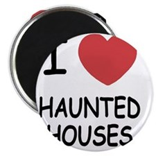 HAUNTED_HOUSES Magnet