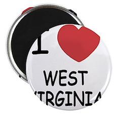 WEST_VIRGINIA Magnet