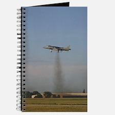 harrier vertical Journal