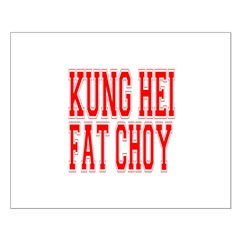 Kung Hei Fat Choy Posters
