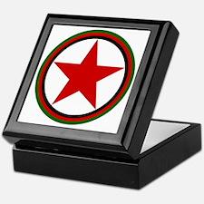 Afghanistan Roundel Keepsake Box