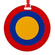 10x10-Roundel_of_Armenia Ornament