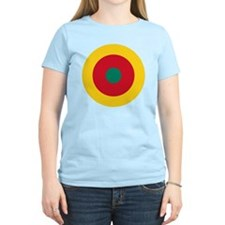 7x7-Roundel_of_the_Camerooni T-Shirt